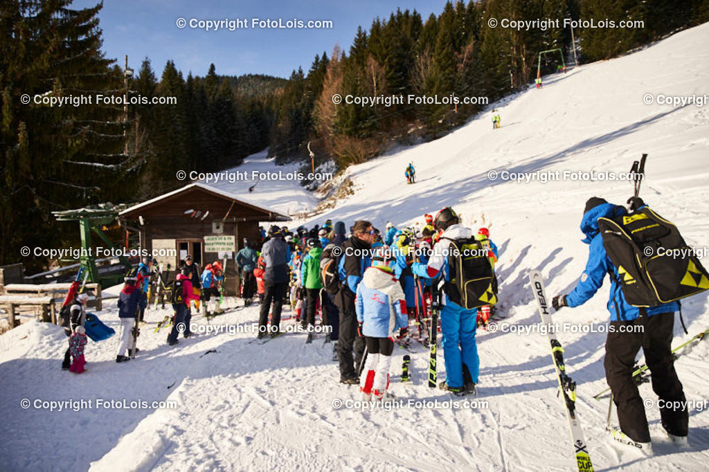 0001_KinderLM-RTL_Trattenbach_Skilift Dissauer | (C) FotoLois.com, Alois Spandl, NÖ Landesmeisterschaft KINDER in Trattenbach am Feistritzsattel Skilift Dissauer, Sa 15. Februar 2020.