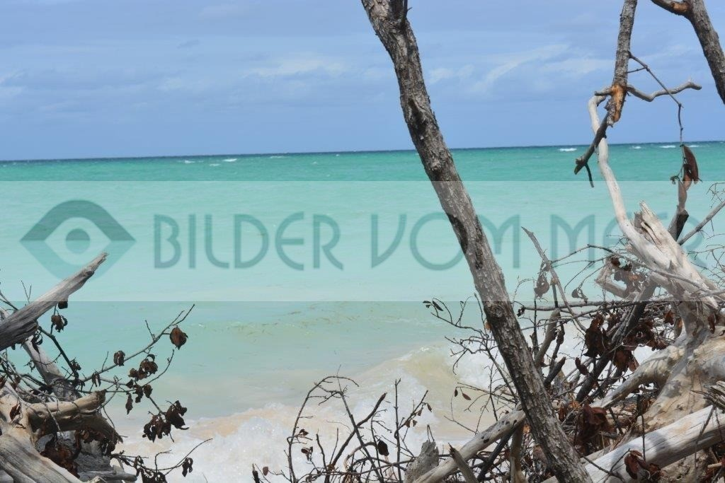 Bilder vom Meer Karibik   Strandbilder Insel Cayo Jutías