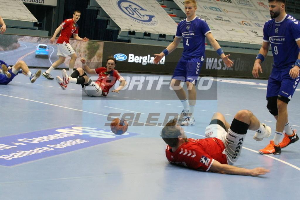 VFL Gummersbach - HSV Hamburg   Spielszene - © by Sportfoto-Sale.de