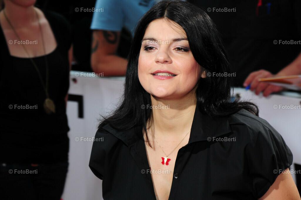 Verleihung der First Steps Awards 2009   Jasmina Tabatabei