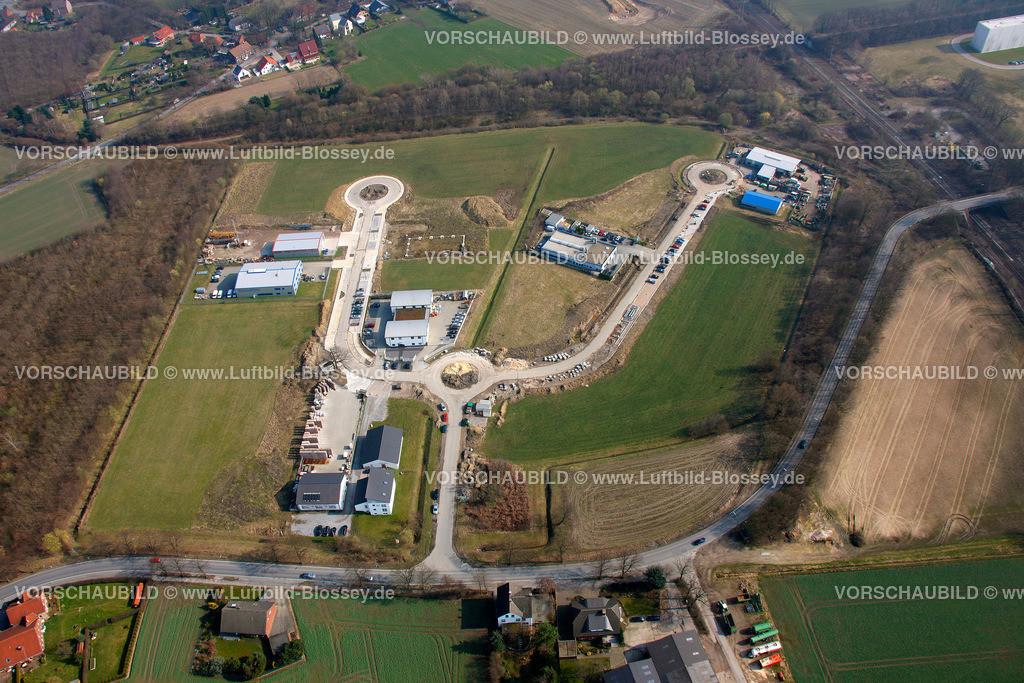 RE11031818 | Im Ortloh, Gewerbegebiet wird ausgebaut,  Recklinghausen, Ruhrgebiet, Nordrhein-Westfalen, Germany, Europa