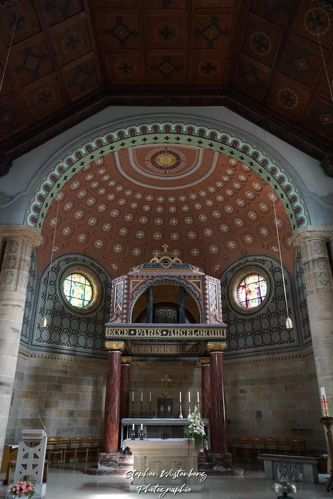 DSC04735 | Innenaufnahmen der kath. Pfarrkirche St.Sebstian in Rockenhausen