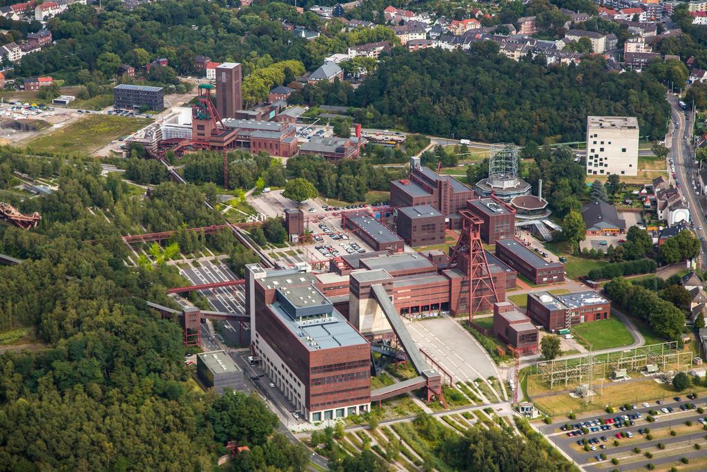 JT-161007-224 | Essen, UNESCO Welterbe Zeche Zollverein,