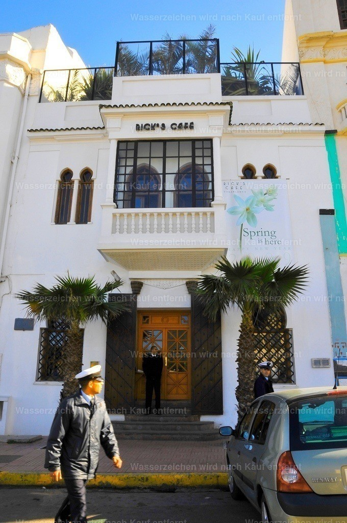 Rick's Café in Casablanca | Rick's Café in Casablanca