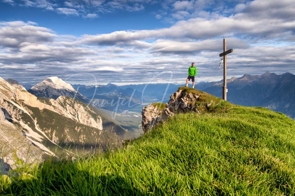 Wankspitze | Die Wankspitze am Mieminger Plateau