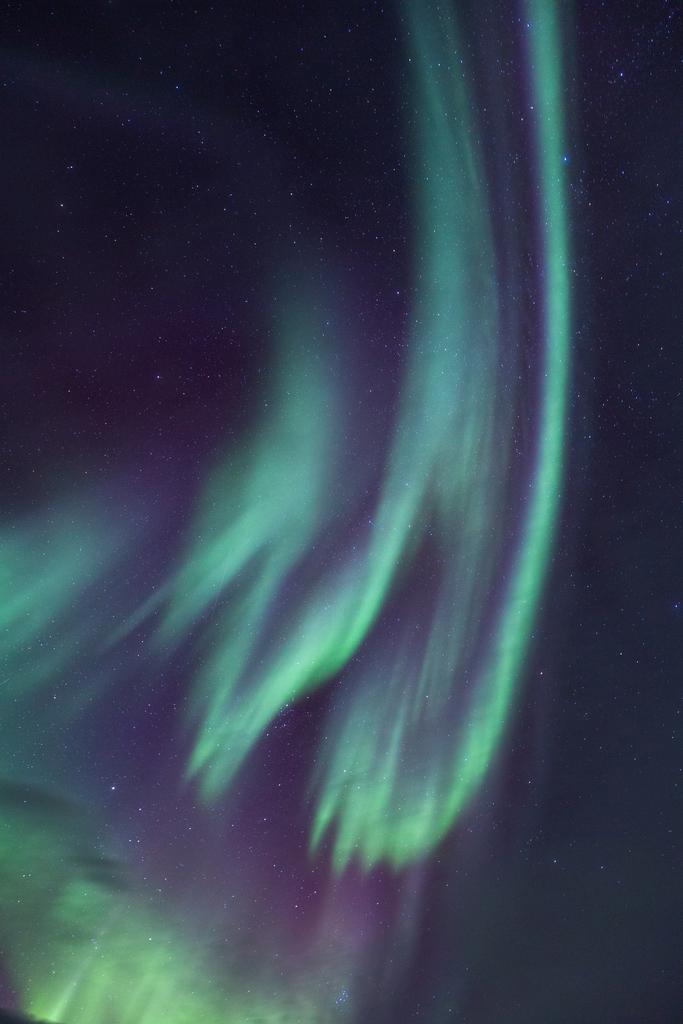 Dancing Lights | The Aurora Borealis above Myvatn.