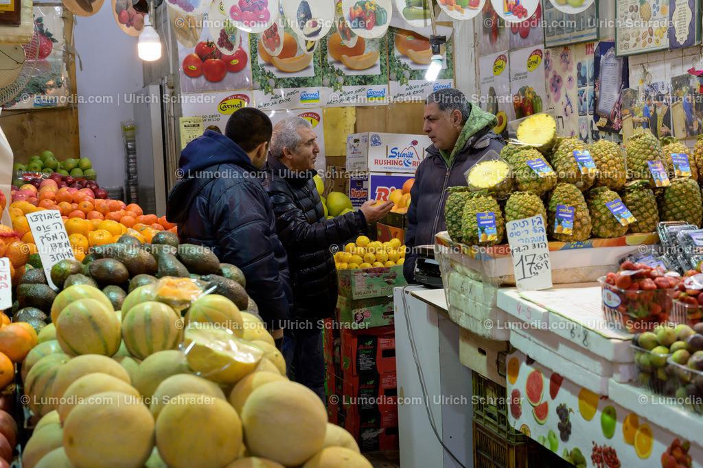 10972-10061 - Markt in Jerusalem