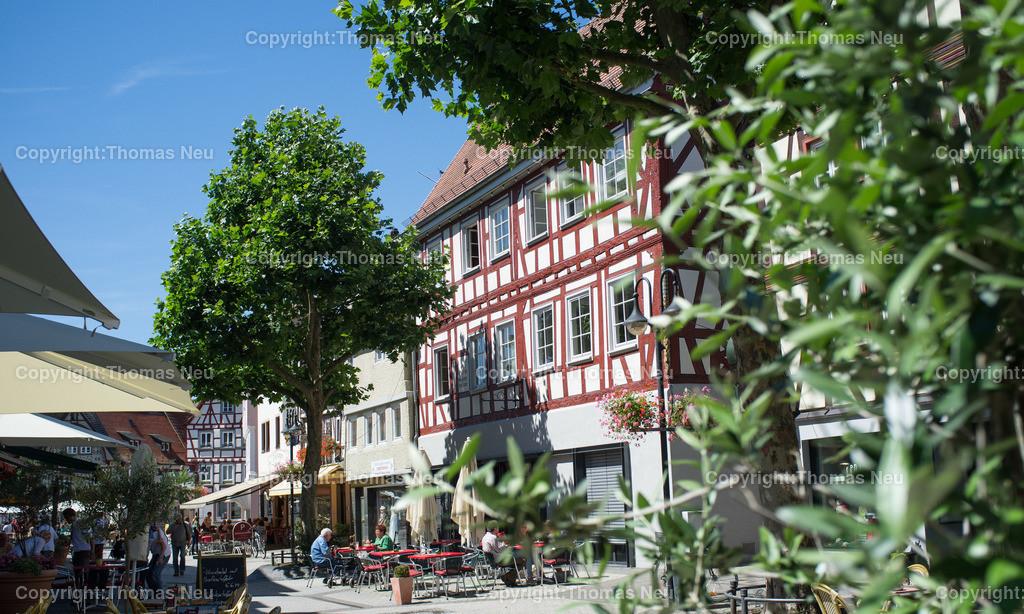 Sommer_Bensheim | Bensheim,Innenstadt,Bild: Thomas Neu