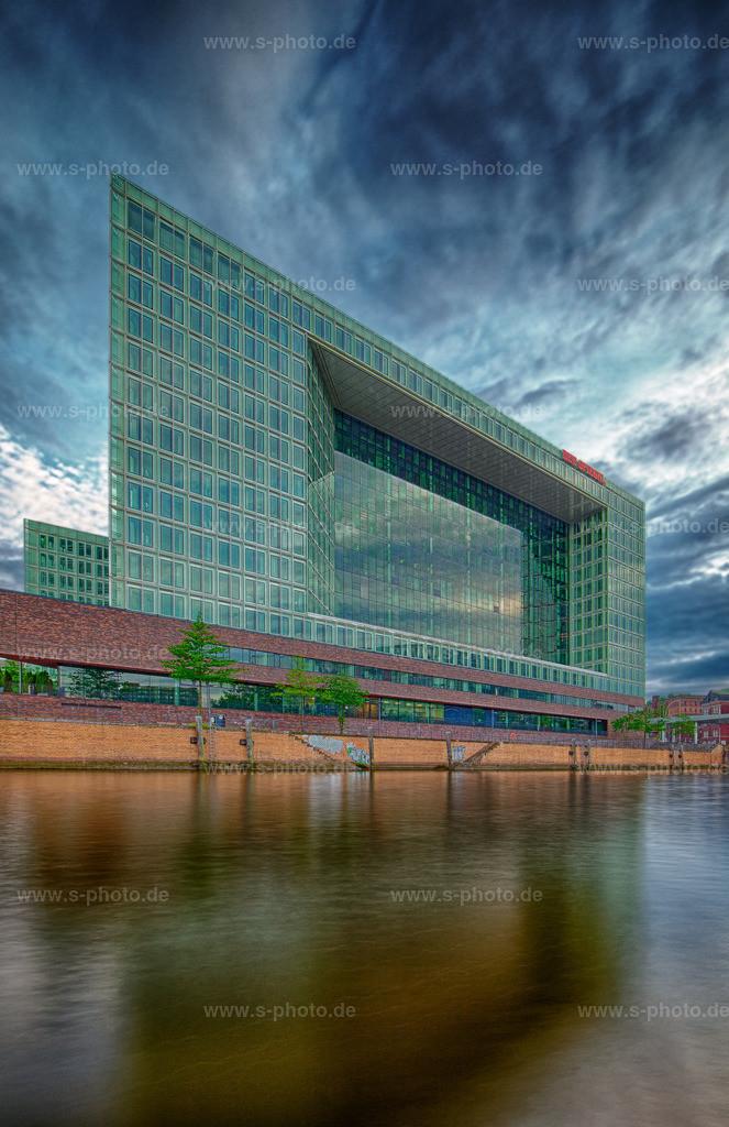 Spiegelgebäude | Hamburg