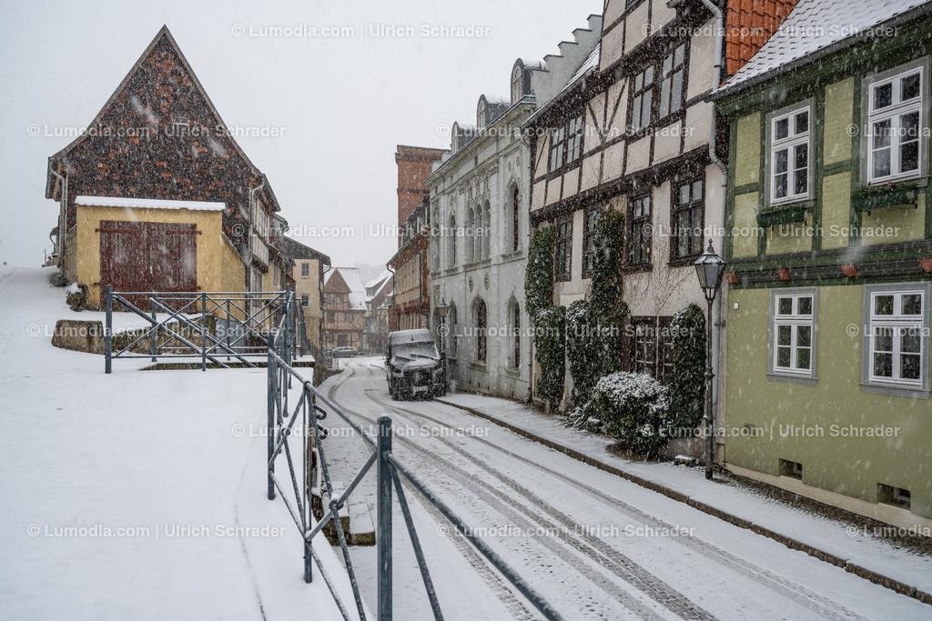 10049-11540 - Winter in Quedlinburg
