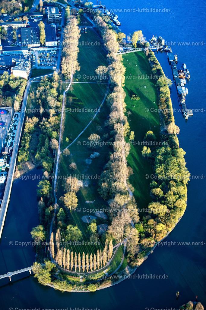 Hamburg_Rothenburgsort_Elbpark_ELS_5919200421 | HAMBURG 20.04.2021 Parkanlage