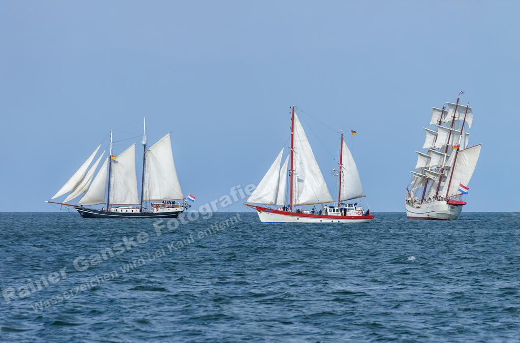 160930-6-Großsegler auf See