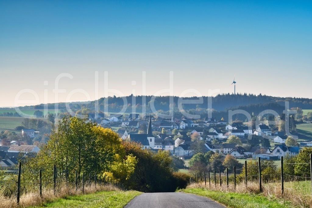 Weg nach Strohn | Eifeldorf in der Vulkaneifel
