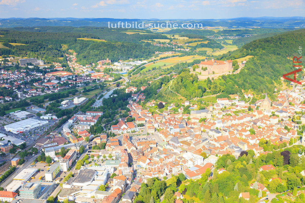 luftbild-kulmbach-2014-3094 | Luftbild von  Kulmbach - Luftaufnahme wurde 2014 von https://frankenair.de mittels Flugzeug (keine Drohne) erstellt - die Geschenkidee