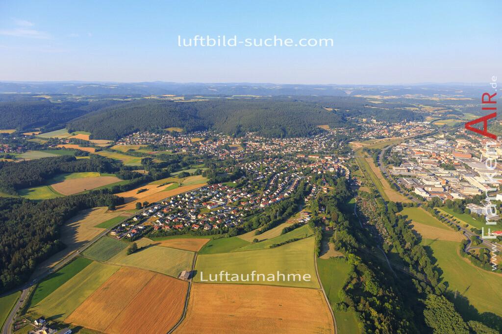 burghaig-kulmbach-2015-1467 | Luftbild von Burghaig Kulmbach - Luftaufnahme wurde 2015 von https://frankenair.de mittels Flugzeug (keine Drohne) erstellt - die Geschenkidee