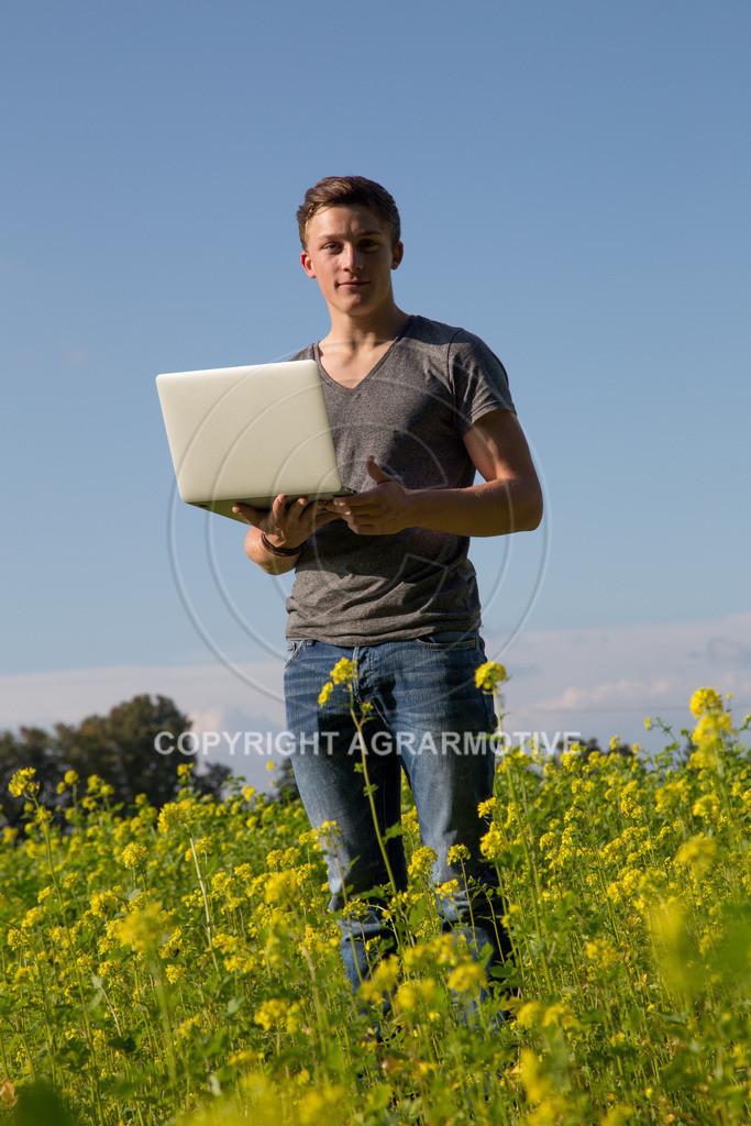 20140914-IMG_6404 | Auszubildender - AGRARFOTOS Bilder aus der Landwirtschaft