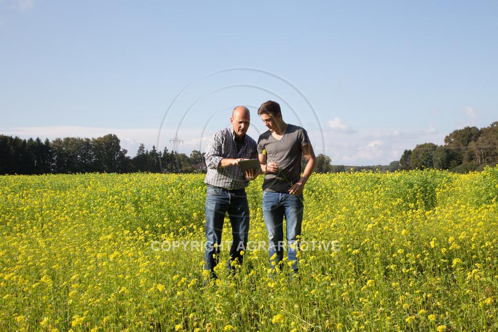 20140914-IMG_6372 | Auszubildung - AGRARFOTOS Bilder aus der Landwirtschaft