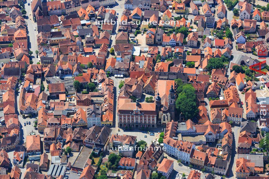 st-kilian-kirche-bad-windsheim-2015-115   Luftbild von St-kilian kirche Bad-windsheim - Luftaufnahme wurde 2015 von https://frankenair.de mittels Flugzeug (keine Drohne) erstellt - die Geschenkidee