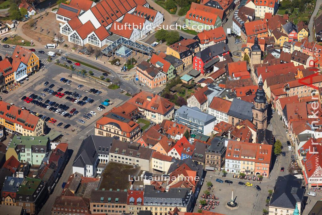 luftbild-kulmbach-2016-6446 | Luftbild von  Kulmbach - Luftaufnahme wurde 2016 von https://frankenair.de mittels Flugzeug (keine Drohne) erstellt - die Geschenkidee