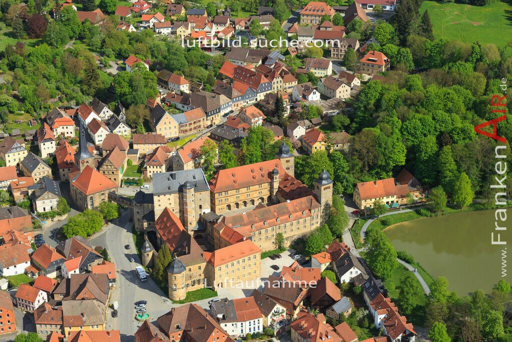 thurnau-2015-150   Luftbild von  Thurnau - Luftaufnahme wurde 2015 von https://frankenair.de mittels Flugzeug (keine Drohne) erstellt - die Geschenkidee