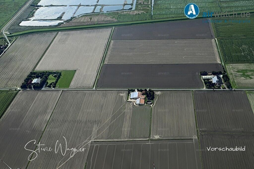 Luftbild, Schleswig-Holstein, Nordfriesland, Reußenköge, Cecilienkoog  | Luftbild, Schleswig-Holstein, Nordfriesland, Reußenköge, Cecilienkoog  • max. 6240 x 4160 pix