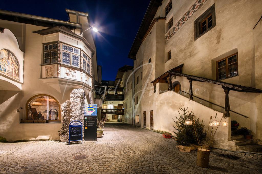 Rattenberg | Das Städtchen Rattenberg am Inn