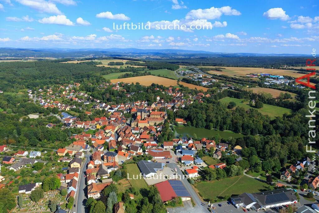 thurnau-2015-2670   Luftbild von  Thurnau - Luftaufnahme wurde 2015 von https://frankenair.de mittels Flugzeug (keine Drohne) erstellt - die Geschenkidee