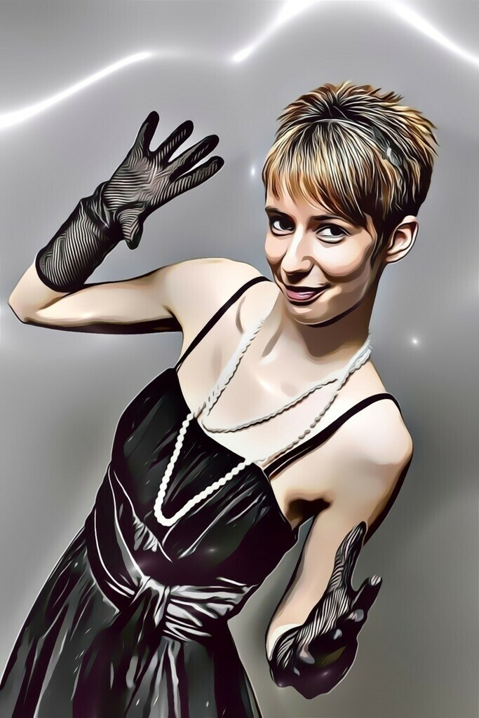 Handschuh Lady Bild 003