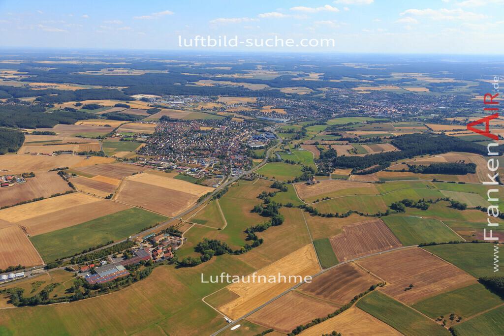 muechsteinach-2015-2230 | Luftbild von  Muechsteinach - Luftaufnahme wurde 2015 von https://frankenair.de mittels Flugzeug (keine Drohne) erstellt - die Geschenkidee