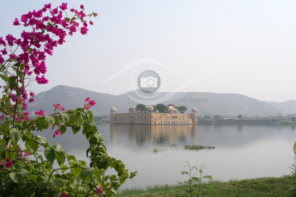 Indien_ Wasserpalast Jal Mahal 02
