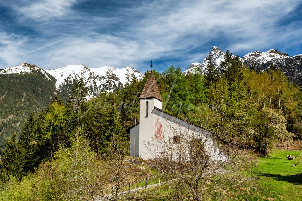 Piburg | Kapelle in Piburg, Ötztal