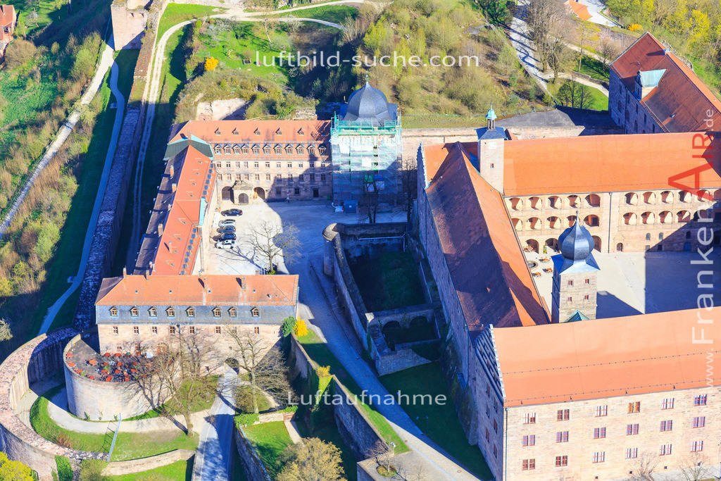 kulmbach-2016-3231 | Luftbild von  Kulmbach - Luftaufnahme wurde 2016 von https://frankenair.de mittels Flugzeug (keine Drohne) erstellt - die Geschenkidee