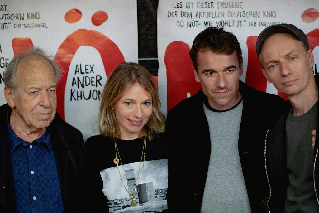 Nö-Premiere   Hanns Zischler, Anna Brueggemann, Alexander Khuon, Dietrich Brueggemann