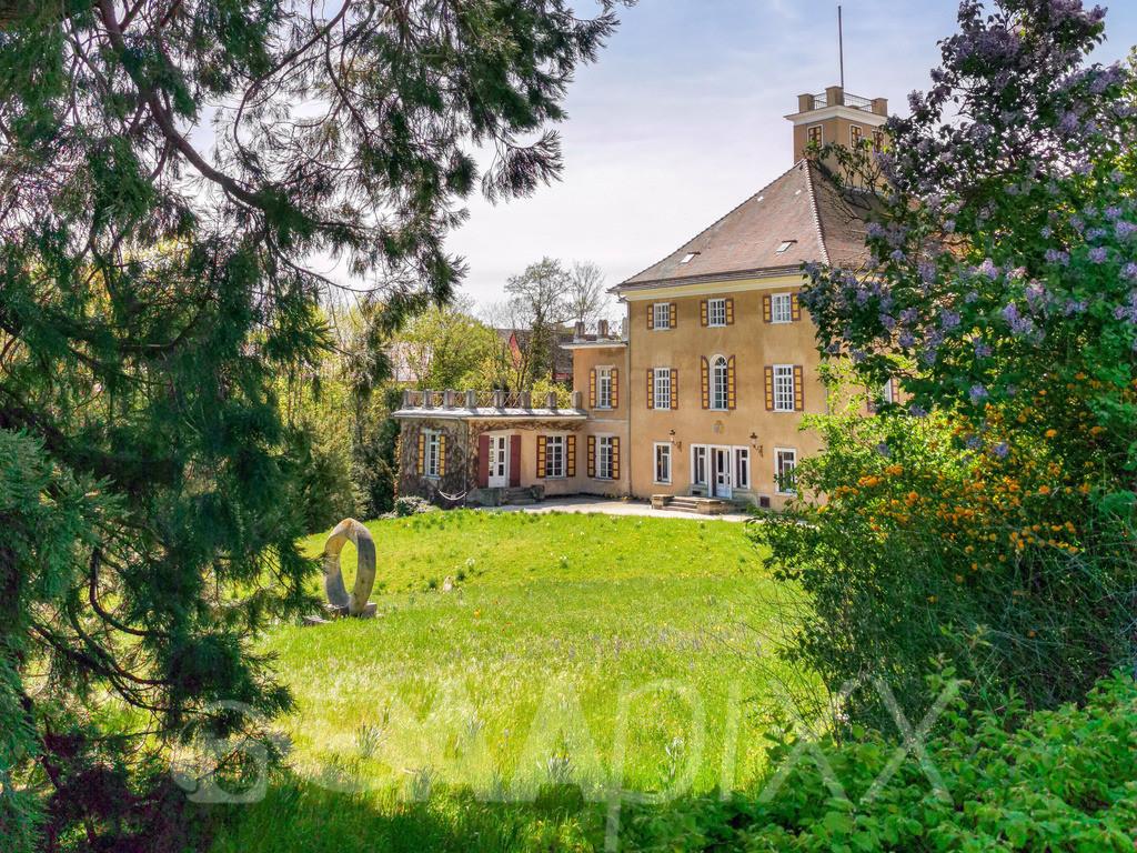 Schloss Fachsenfeld   ...7.8 Hektar großer Park mit einmaliger Flora und Fauna! www.regiocockpit.de/schlossfachsenfeld