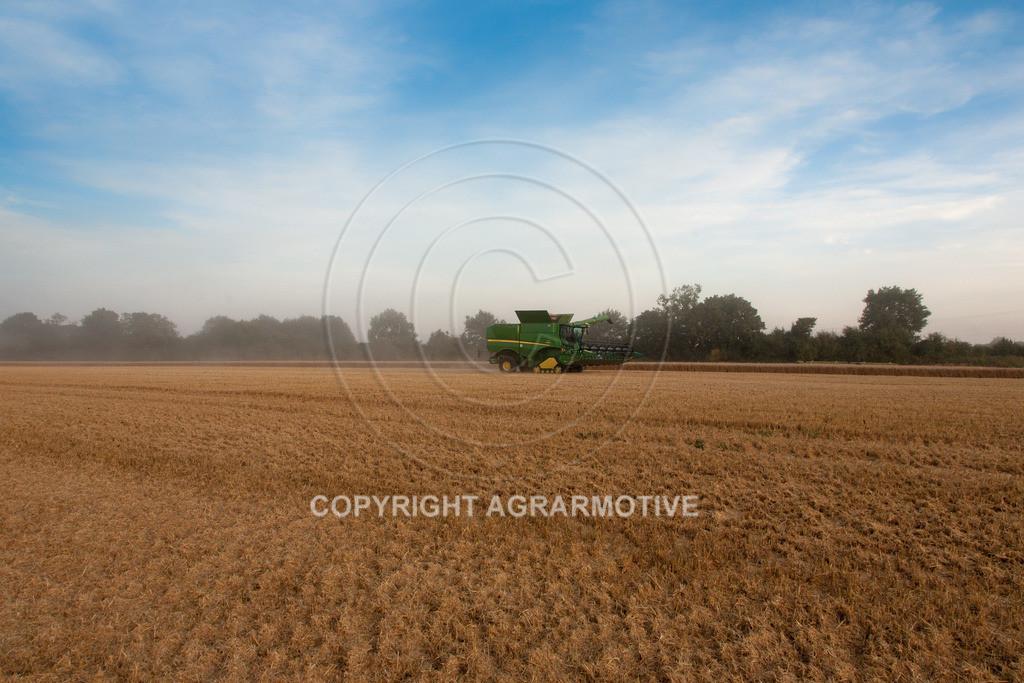 20120817-_MG_8687 | Weizenernte in der Dämmerung