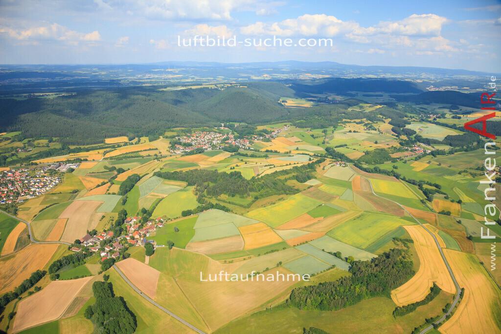 wickenreuth-kulmbach-2014-95 | Luftbild von Wickenreuth Kulmbach - Luftaufnahme wurde 2014 von https://frankenair.de mittels Flugzeug (keine Drohne) erstellt - die Geschenkidee
