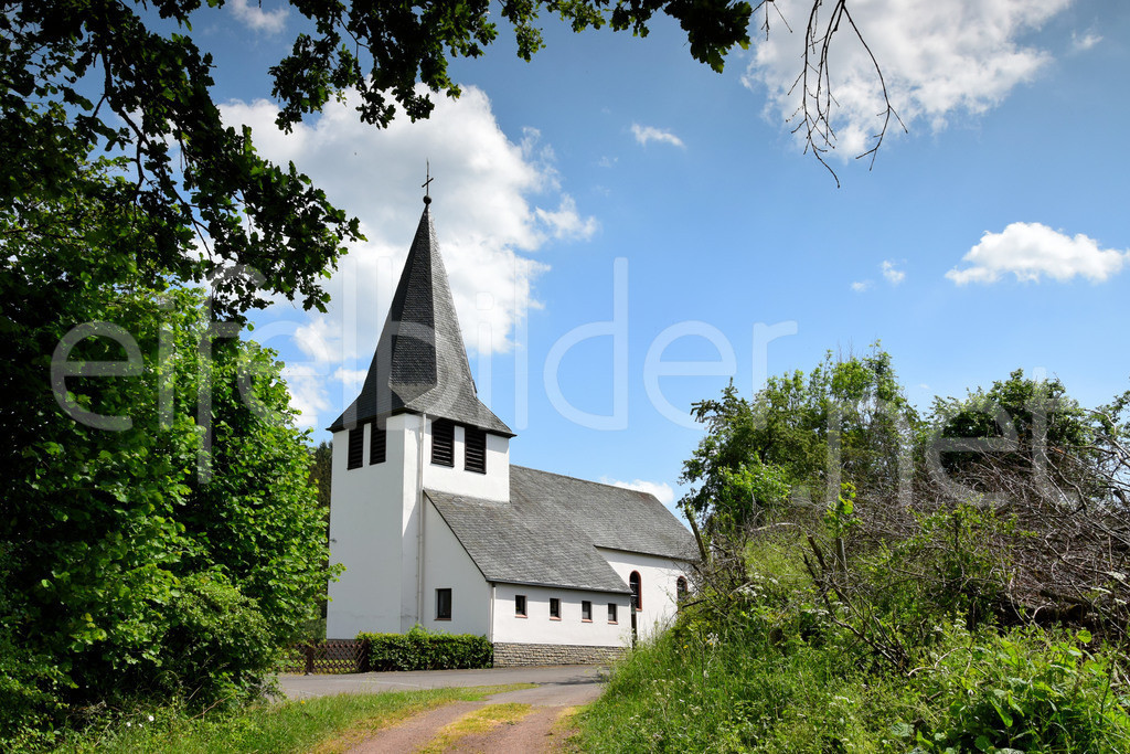 Trittscheid, Kirche  | Trittscheid, Gemeinde Üdersdorf in der Eifel