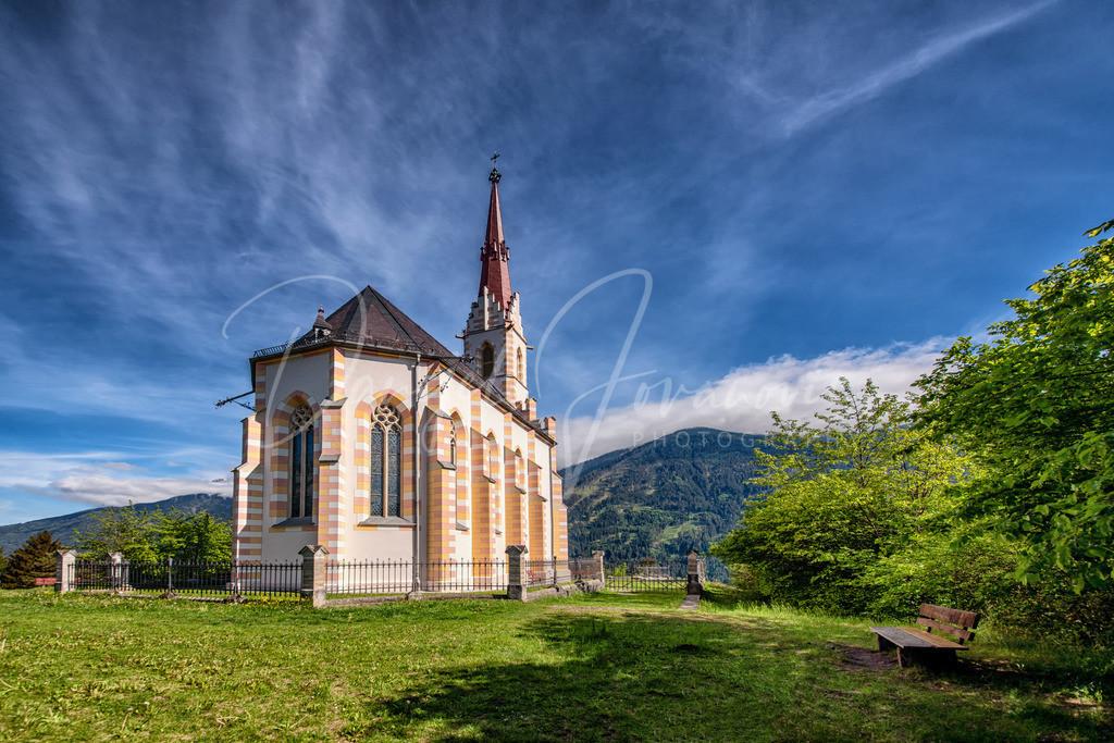 Locherboden | Wallfahrtskirche Maria Locherboden