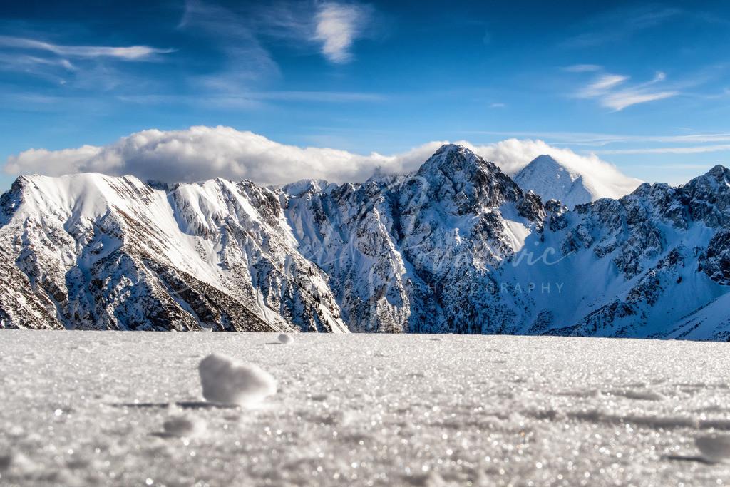Karwendel | Blick von Seefeld ins Karwendel