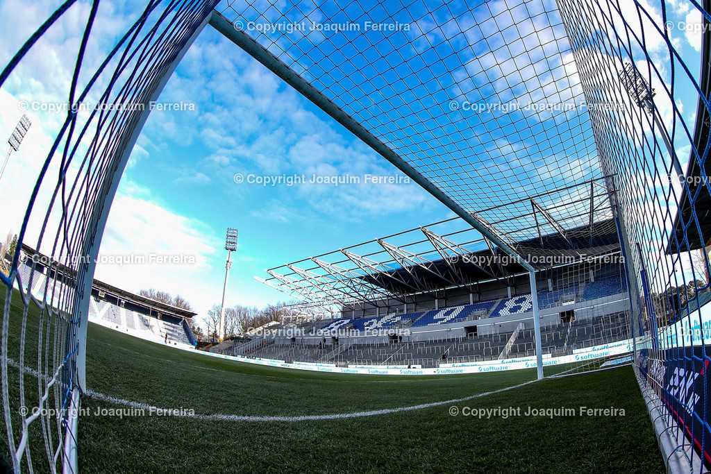 191221svdvshsv_0018 | 21.12.2019 Fussball 2.Bundesliga, SV Darmstadt 98-Hamburger SV emspor, despor  v.l.,  Innenansicht Merckstadion am Böllenfalltor, Tor, Gegentribuene    (DFL/DFB REGULATIONS PROHIBIT ANY USE OF PHOTOGRAPHS as IMAGE SEQUENCES and/or QUASI-VIDEO)