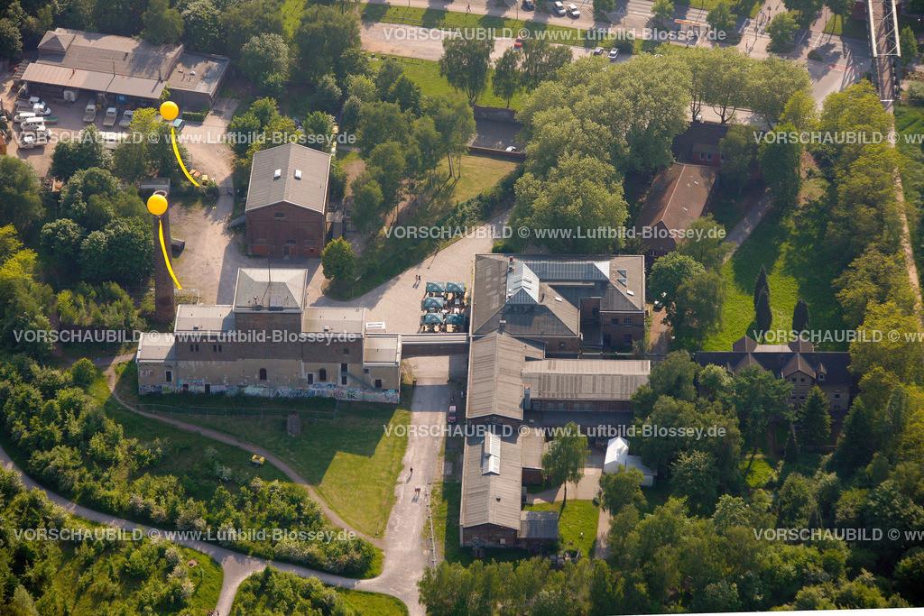 ES10056416 | Zeche  Carl 1, Schachtzeichen ruhr2010,  Essen, Ruhrgebiet, Nordrhein-Westfalen, Deutschland, Europa, Foto: hans@blossey.eu, 22.05.2010
