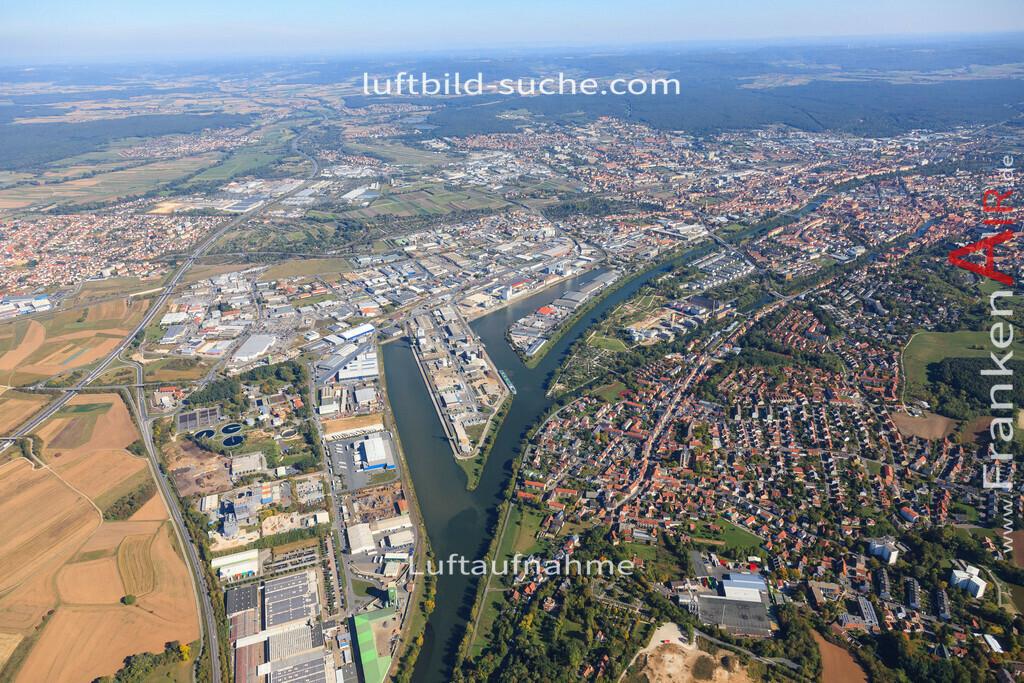 luftbild-bischberg-2015-5697 | Luftbild von  Bischberg - Luftaufnahme wurde 2015 von https://frankenair.de mittels Flugzeug (keine Drohne) erstellt - die Geschenkidee