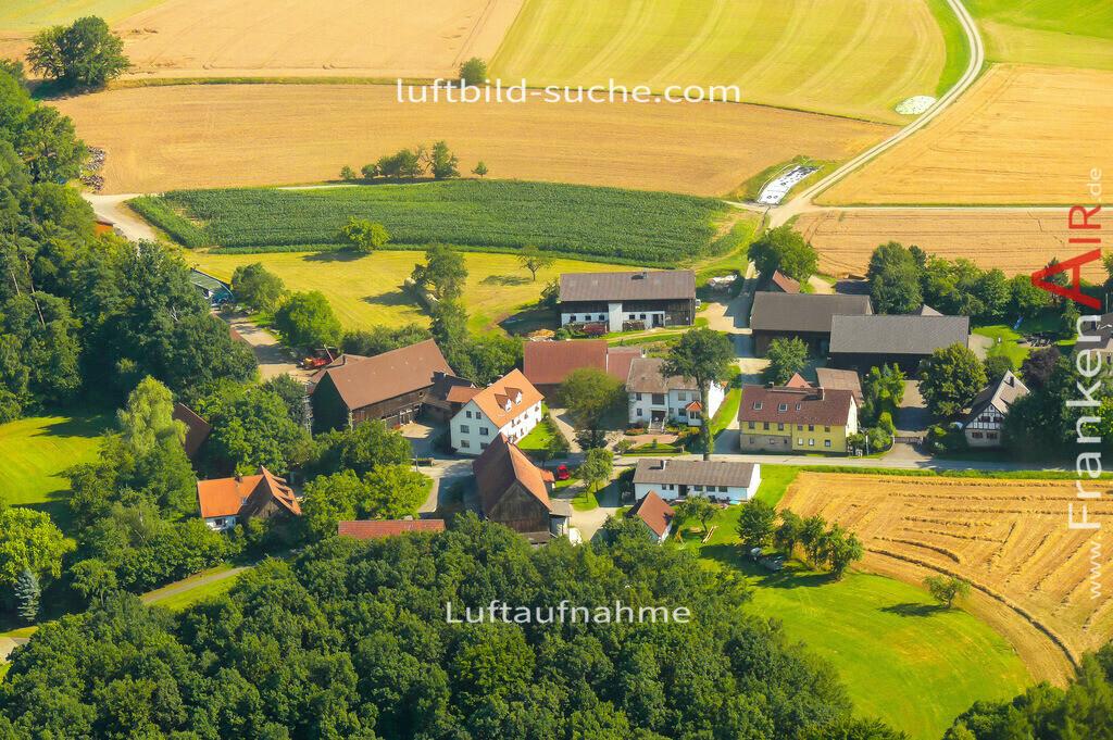 hoerlinreuth-thurnau-2007-64 | Luftbild von Hoerlinreuth Thurnau - Luftaufnahme wurde 2007 von https://frankenair.de mittels Flugzeug (keine Drohne) erstellt - die Geschenkidee