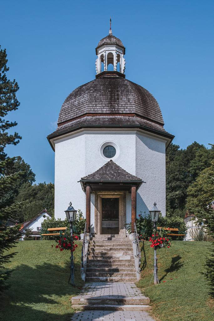 Stille Nacht Kapelle in Oberndorf bei Salzburg   Stille Nacht Kapelle in Oberndorf bei Salzburg