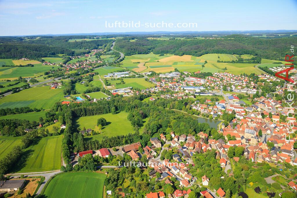 luftbild-thurnau-2014-2953 | Luftbild von  Thurnau - Luftaufnahme wurde 2014 von https://frankenair.de mittels Flugzeug (keine Drohne) erstellt - die Geschenkidee