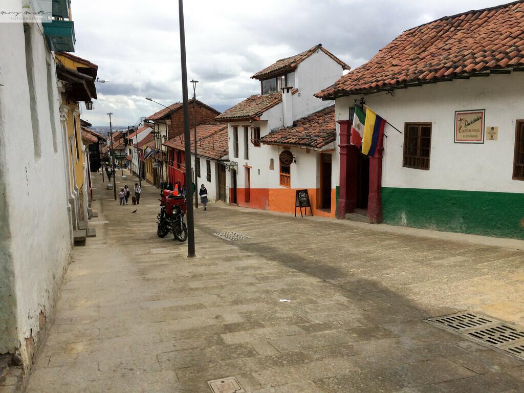 Columbia Bogota 50