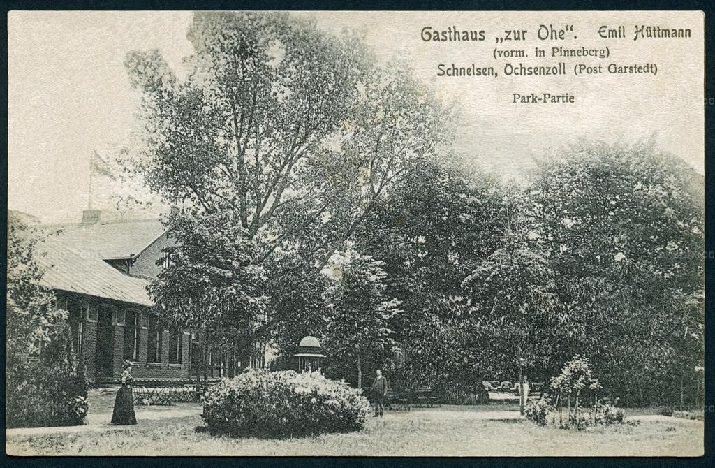 Hamburg - Gasthaus zur Ohe / Hamburg - Ohe restaurant | Europa, Deutschland, Hamburg, Schnelsen,  Gasthaus