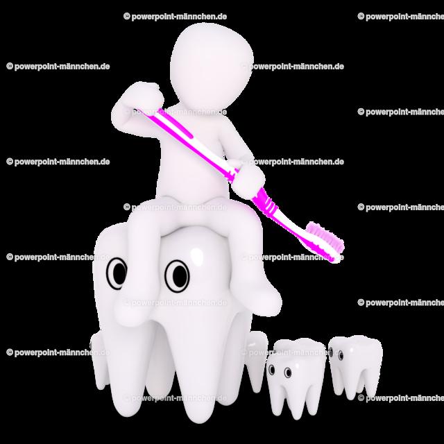 3dman-eu | show how to brush your teeth