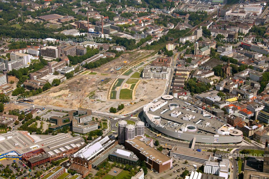 ES10080362 | Berliner Platz Limbecker Platz Karstadt, ,  Essen, Ruhrgebiet, Nordrhein-Westfalen, Germany, Europa, Foto: hans@blossey.eu, 14.08.2010