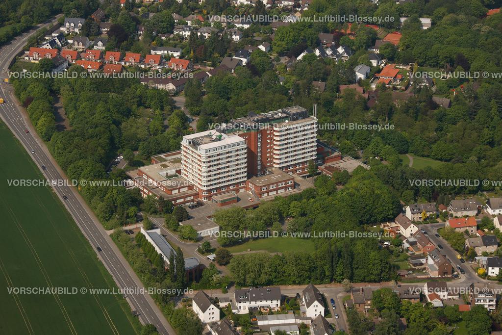 RE11046260 | Knappschaftskrankenhaus,  Recklinghausen, Ruhrgebiet, Nordrhein-Westfalen, Germany, Europa